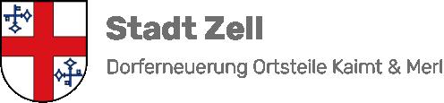 Projektwebsite Zell Logo