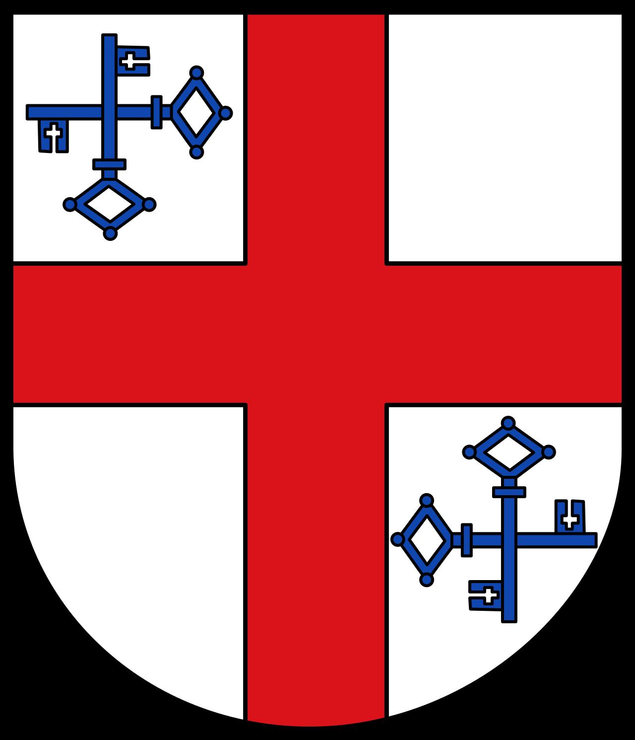 Wappen Zell Mosel